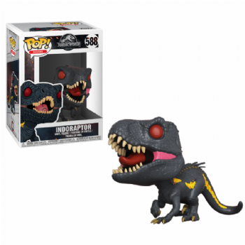 Pre-Order Funko Pop! Vinyl Jurassic World : Fallen Kingdom Indoraptor Figure